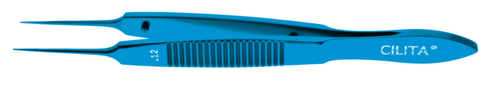 Bonn Corneal Forceps, Straight, Medium, Titanium