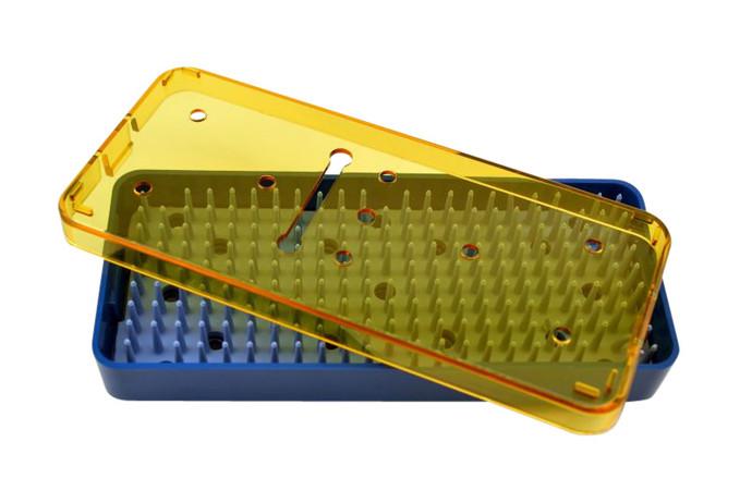 Instrument Sterilization Tray 6'' x 2'' x 0.75'' (CP614)