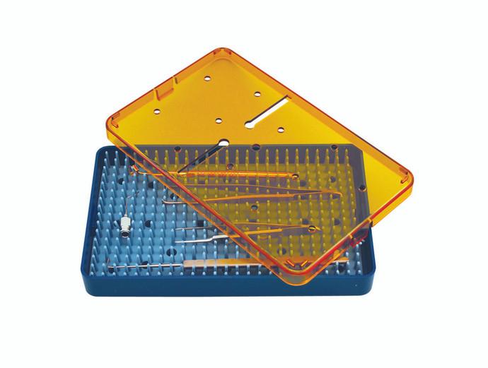 Instrument Sterilization Tray 6.5'' x 4'' x 0.75'' (CP634)