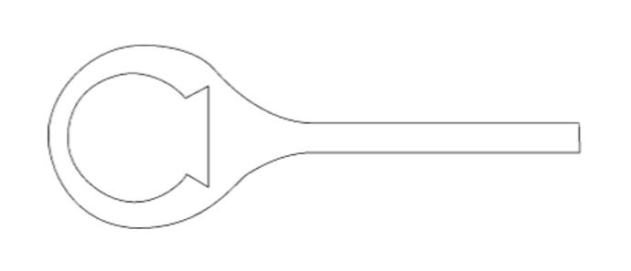 7317  LASIK Drain- Gimbel Chayet