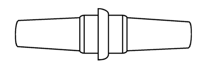 9303  Male to Male Connector