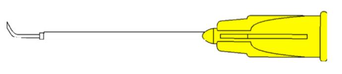 7508 Subretinal Aspirator 27G