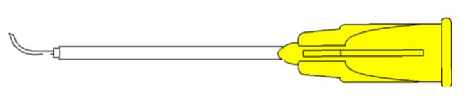 7509 Subretinal Injector 30G