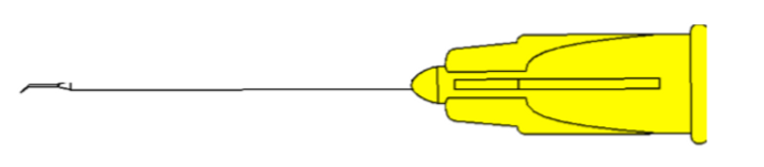7630 Vitreoretinal Micropick Tip - 30G