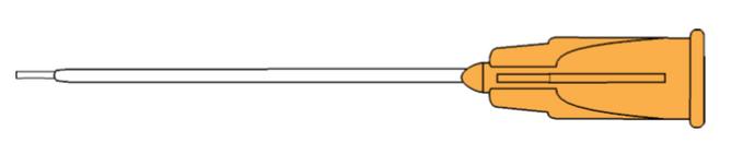 7825 Subretinal Fluid Cannula 25G
