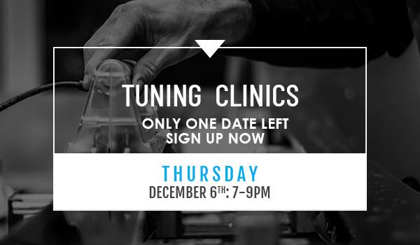 Tuning Clinic