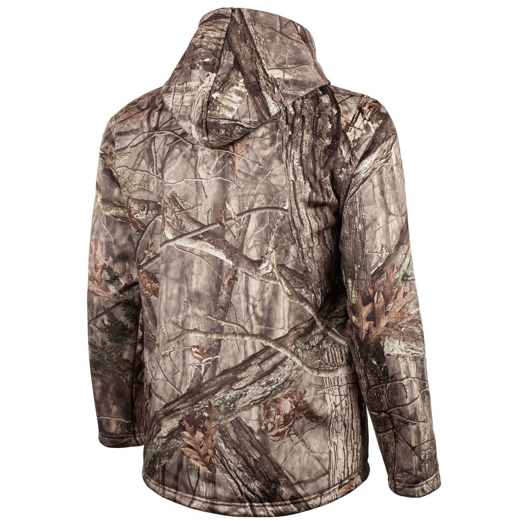 Men's Heavy Weight Soft Shell Hunting Jacket (Hidd'n®)
