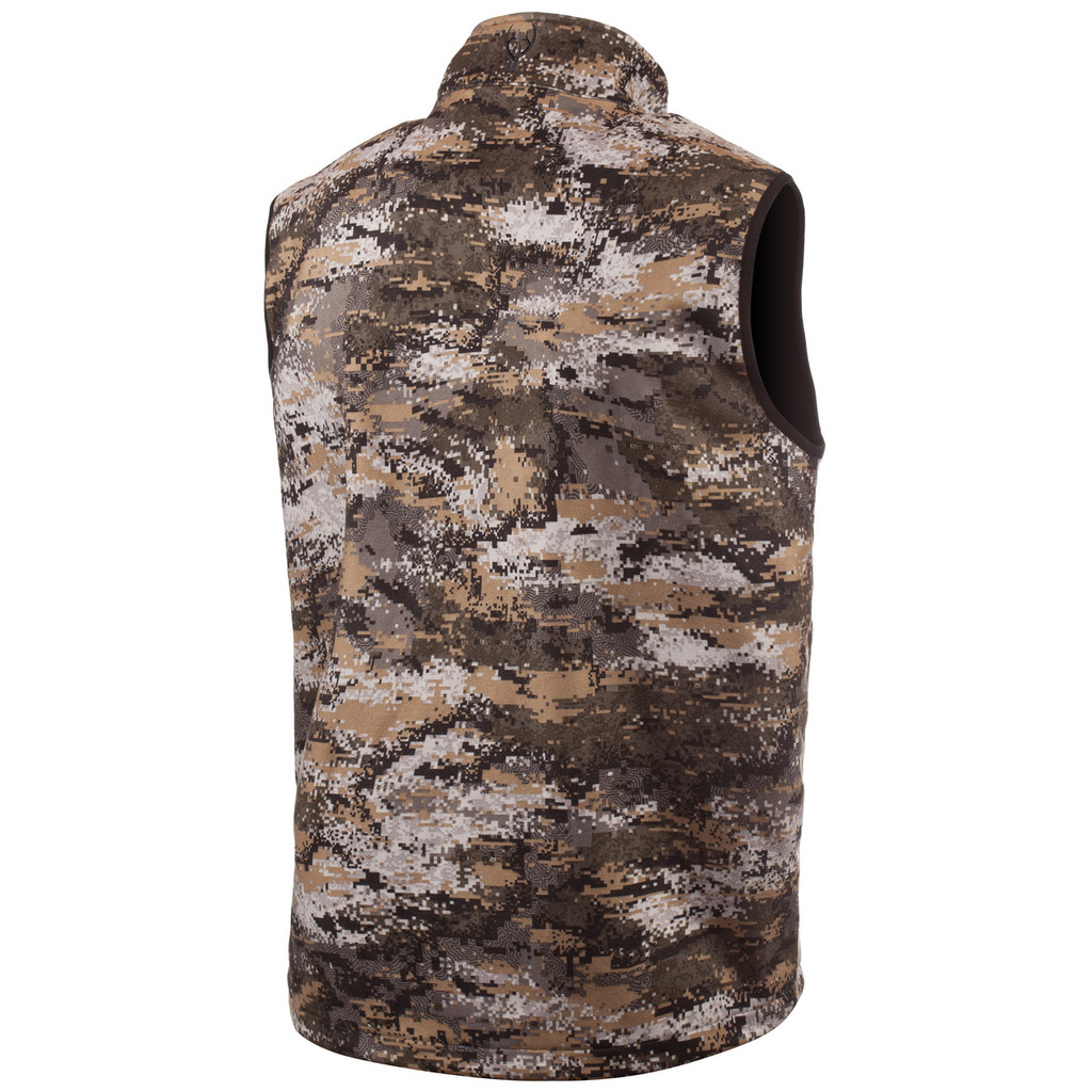 Men's Mid Weight Soft Shell Hunting Vest
