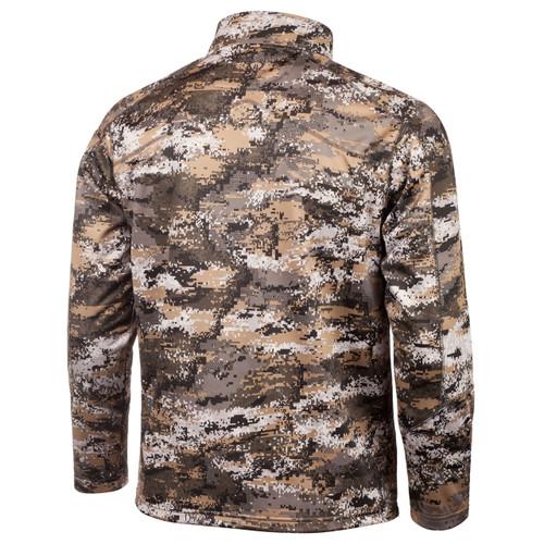 Men's Mid Weight ½ Zip Performance Fleece Hunting Pullover