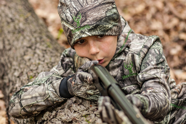 How To Introduce A Kid To Hunting