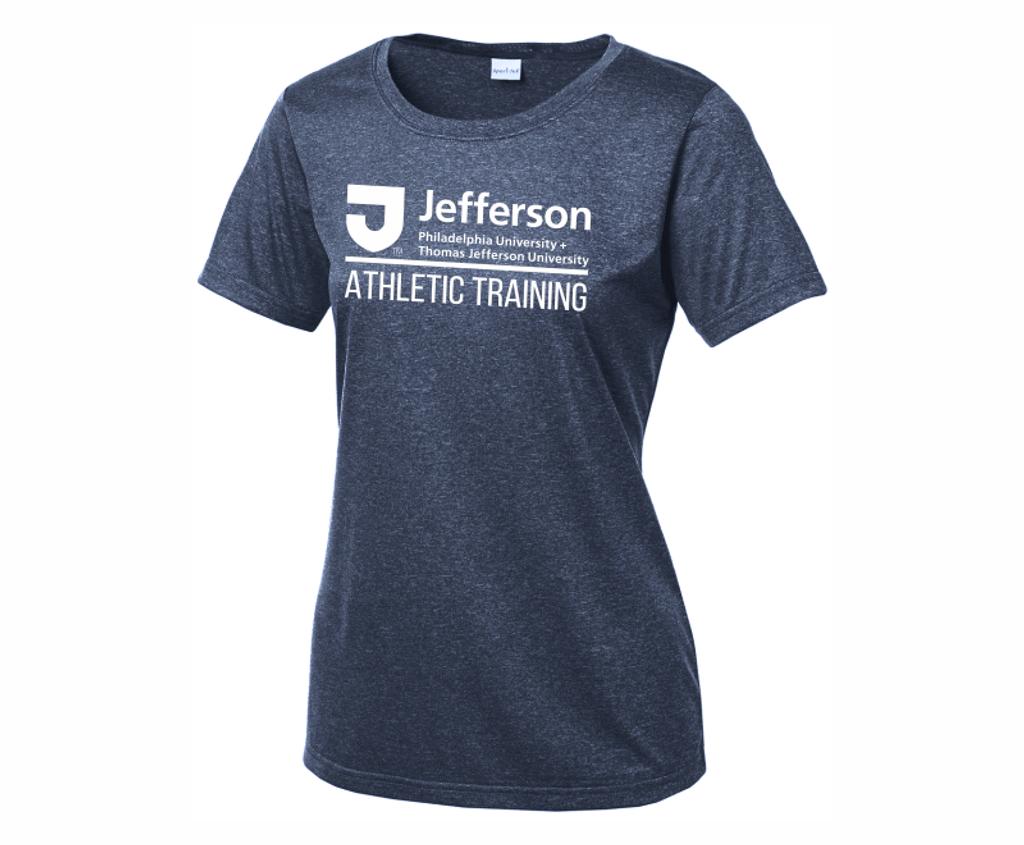 TJU Athletic Training Performance Tee