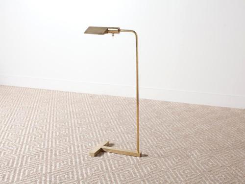 Wilfred pharmacy lamp brass