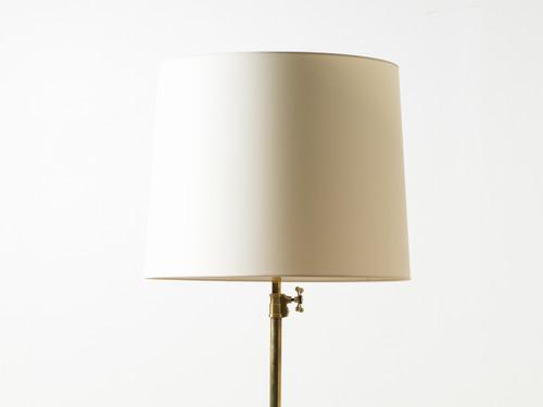Studio floor lamp brass r e v i v a l studio floor lamp brass mozeypictures Images