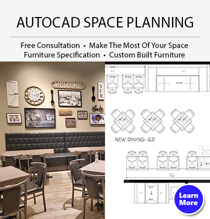 AutoCAD Space Planning