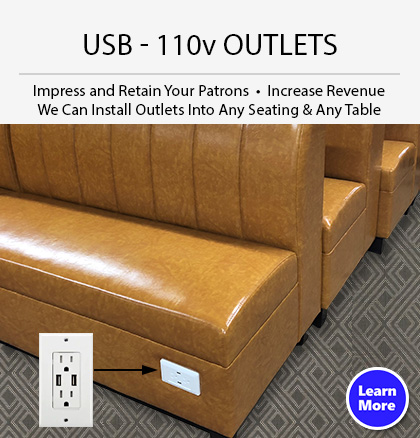 USB - 110v Outlet Modules