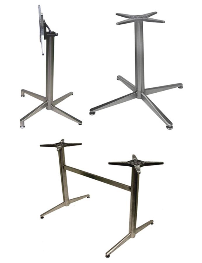 Commercial Grade Heavy Duty IndoorOutdoor Stainless Steel - Commercial grade stainless steel table