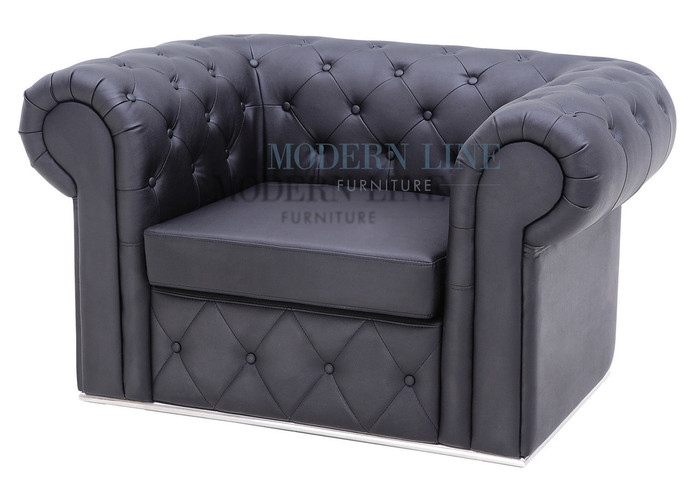 Luxurious Button Tufted Chair (Made In USA) ...