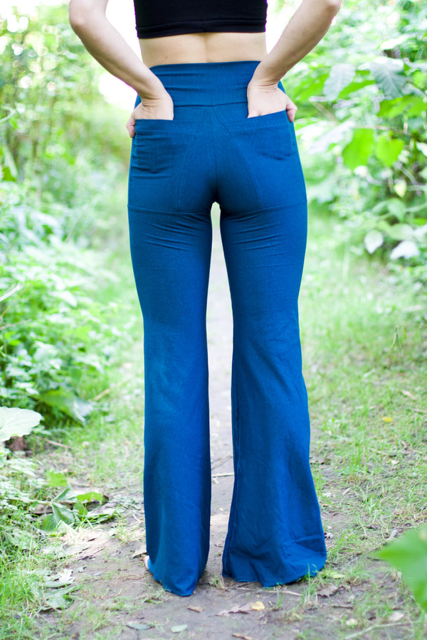 Booty Pocket Yoga Pants