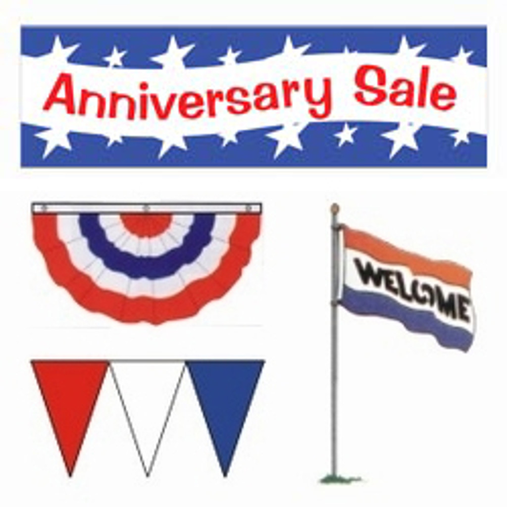 Large Anniversary Sale Package