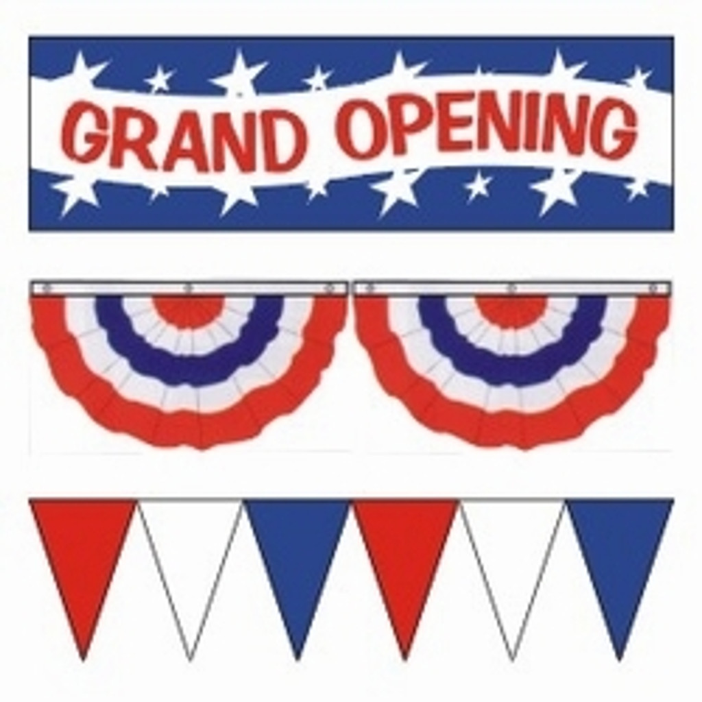 Small Grand Opening Package