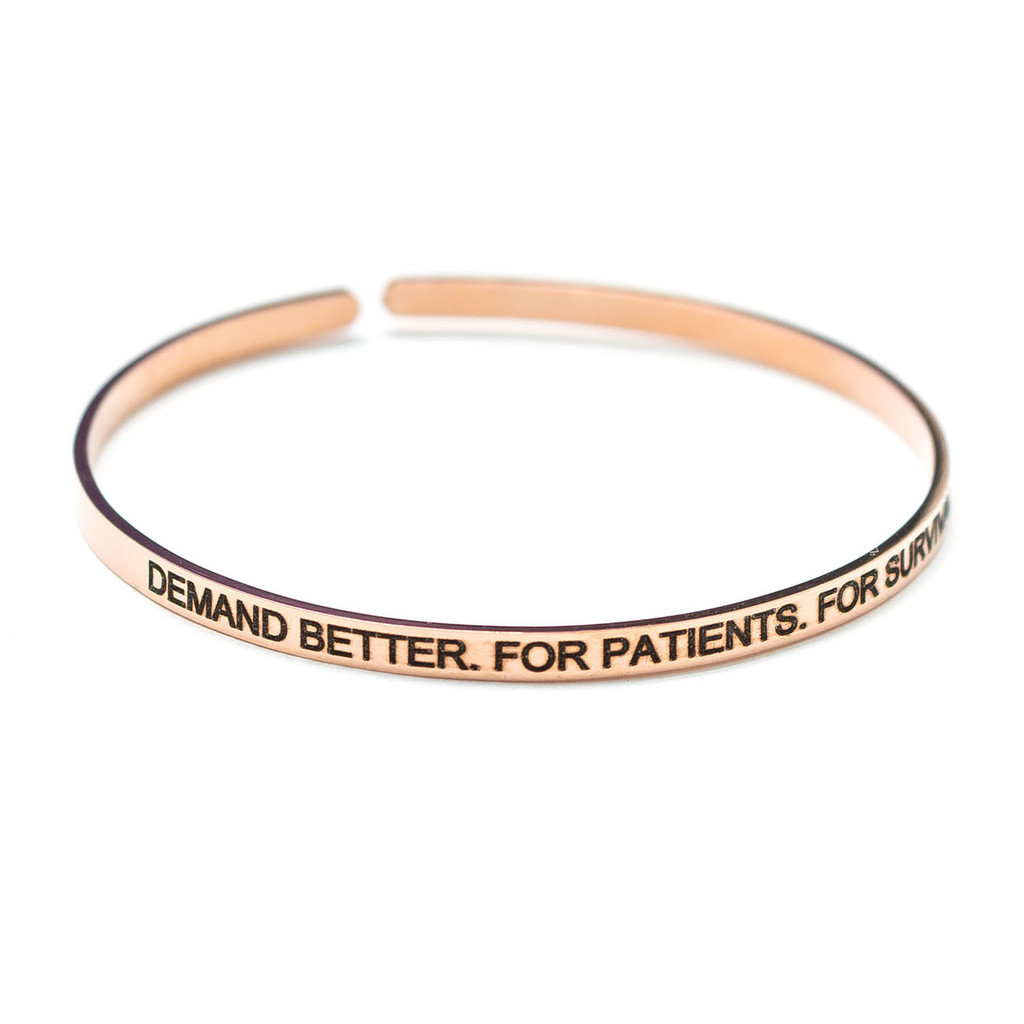 Cuff Bracelet – Demand Better