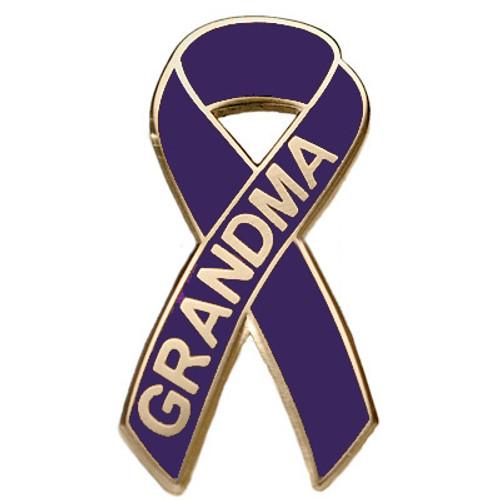 Lapel Pin - Grandma
