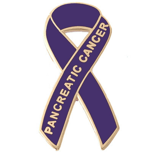 Lapel Pin - Pancreatic Cancer