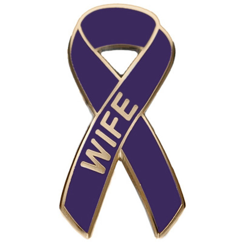 Lapel Pin - Wife