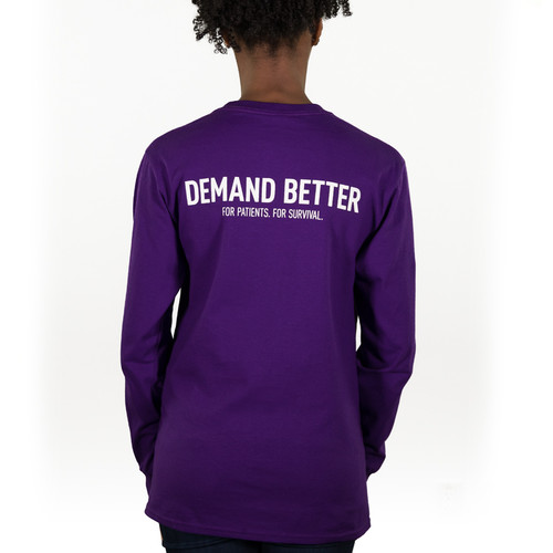 Demand Better Long Sleeve/Unisex/For Her