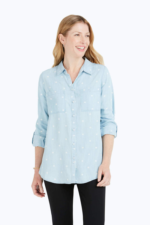 Zella Dot Tencel® Shirt