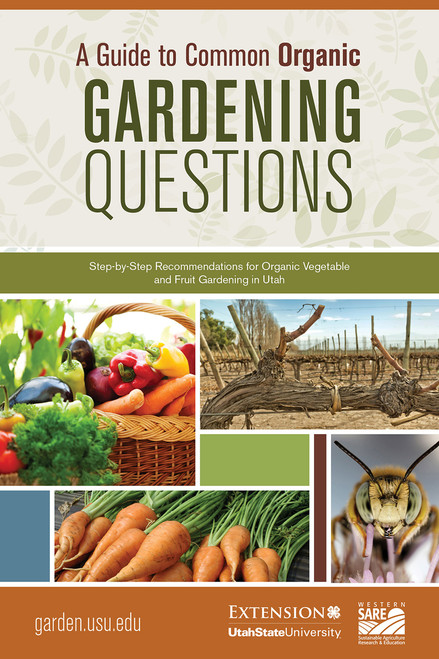 Usu extension online store for Gardening questionnaire