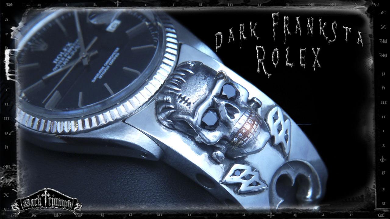 Dark Franksta Rolex
