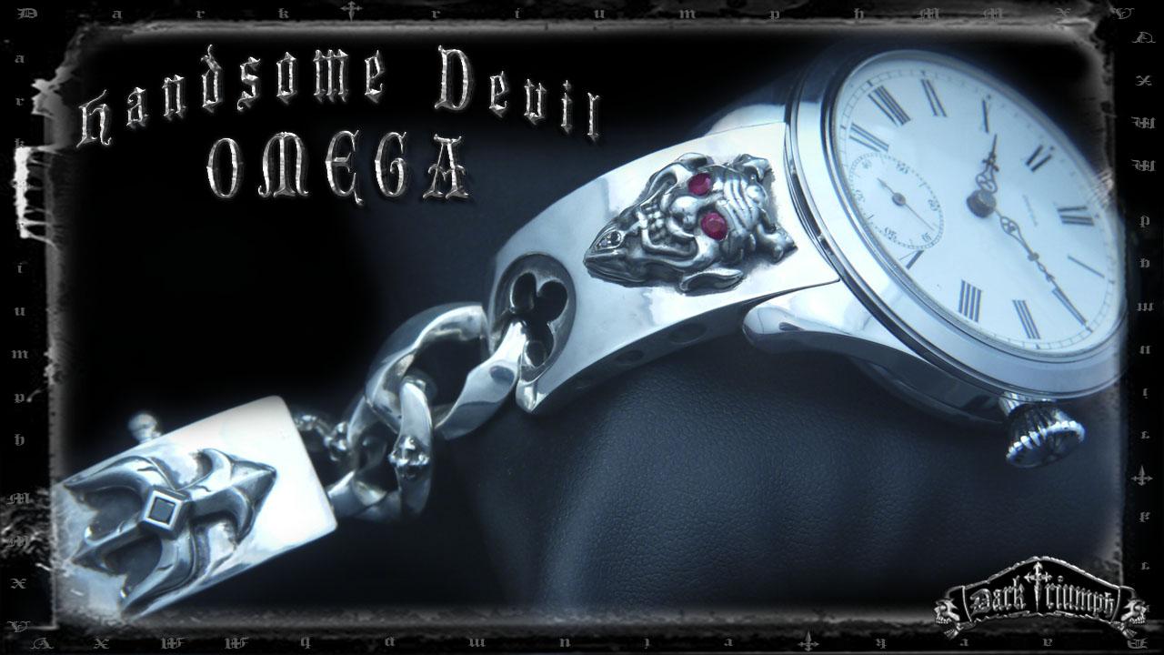 Handsome Devil Custom Omega Watch