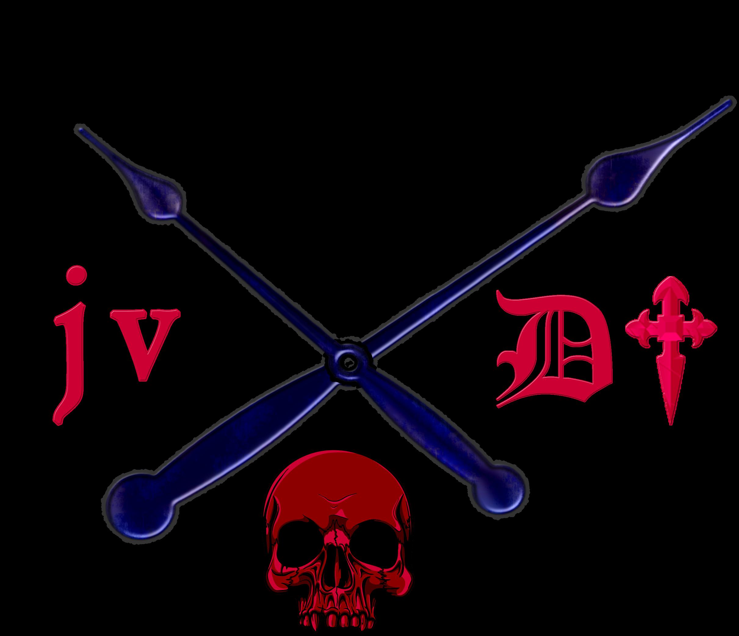 John Varvatos Dark Triumph Rolex Watch Logo