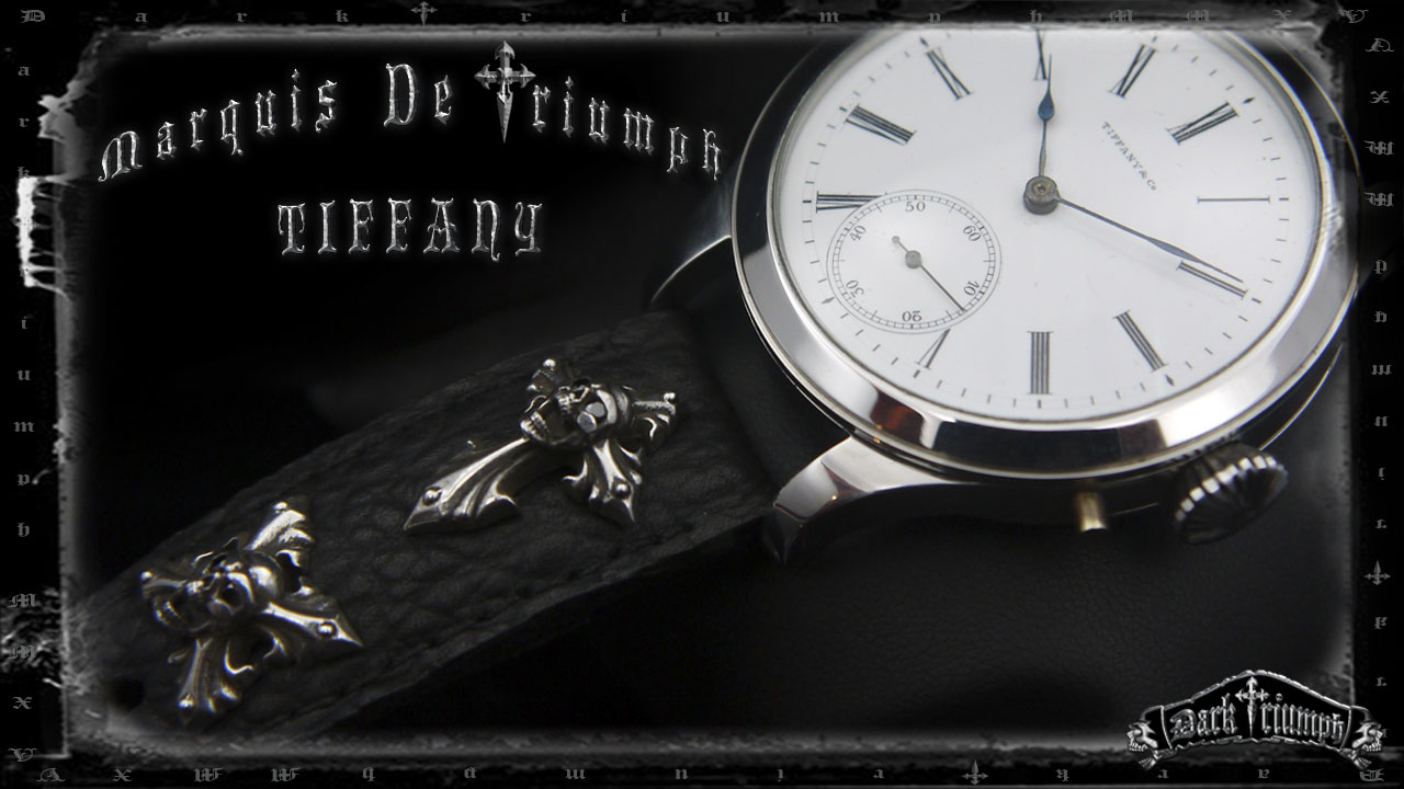 Tiffany Custom Watch Marquis De Triumph