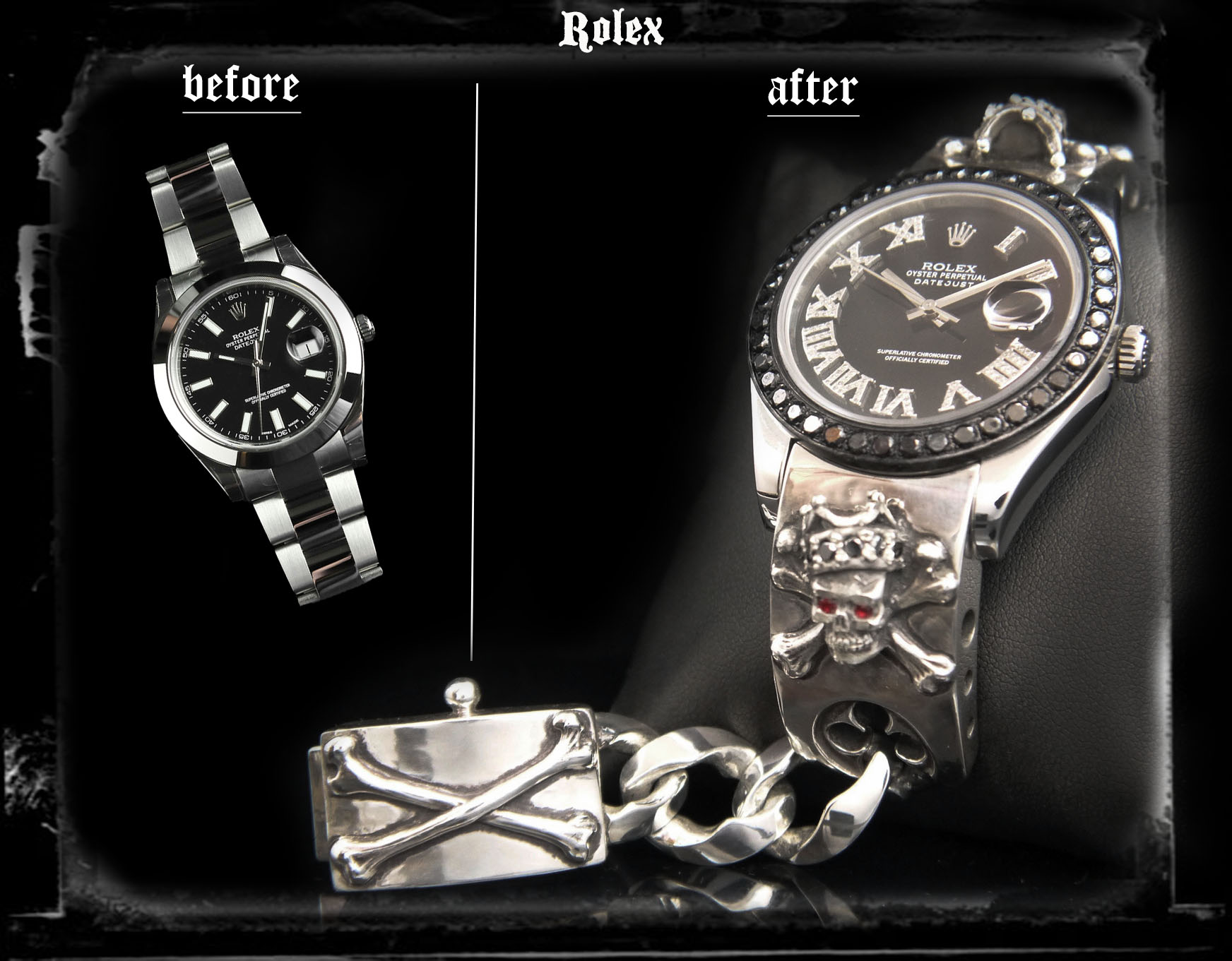 rolex-suicide-king-customize-watch-before-after-set.jpg