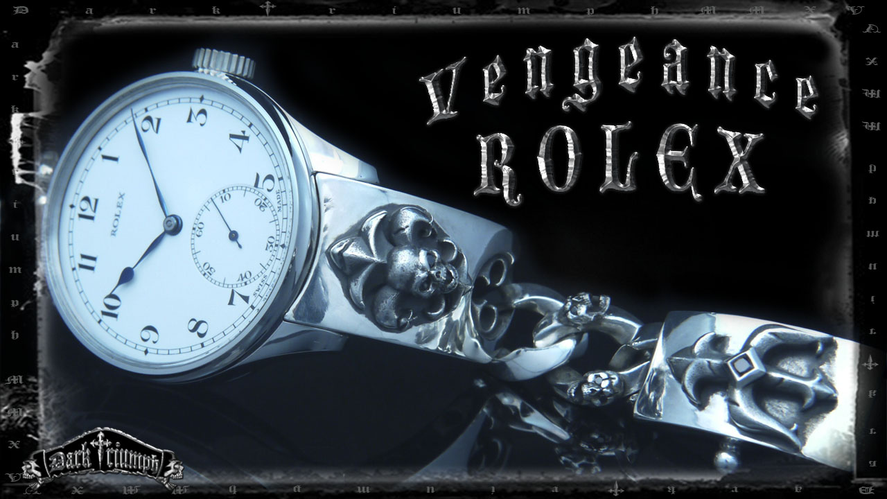 Custom Rolex Vengeance