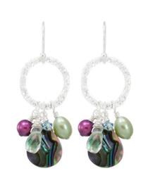 Estrella Earrings- Chartreuse