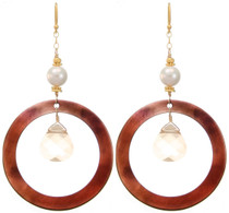 Cocoa Beach Earrings