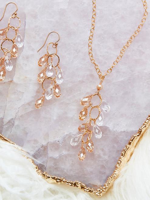Elkington Necklace- Gold