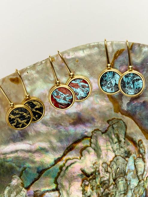 Copenhagen Earrings - Gold