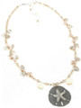 Ship Shoal Necklace- Champagne