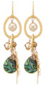 Equator Earrings