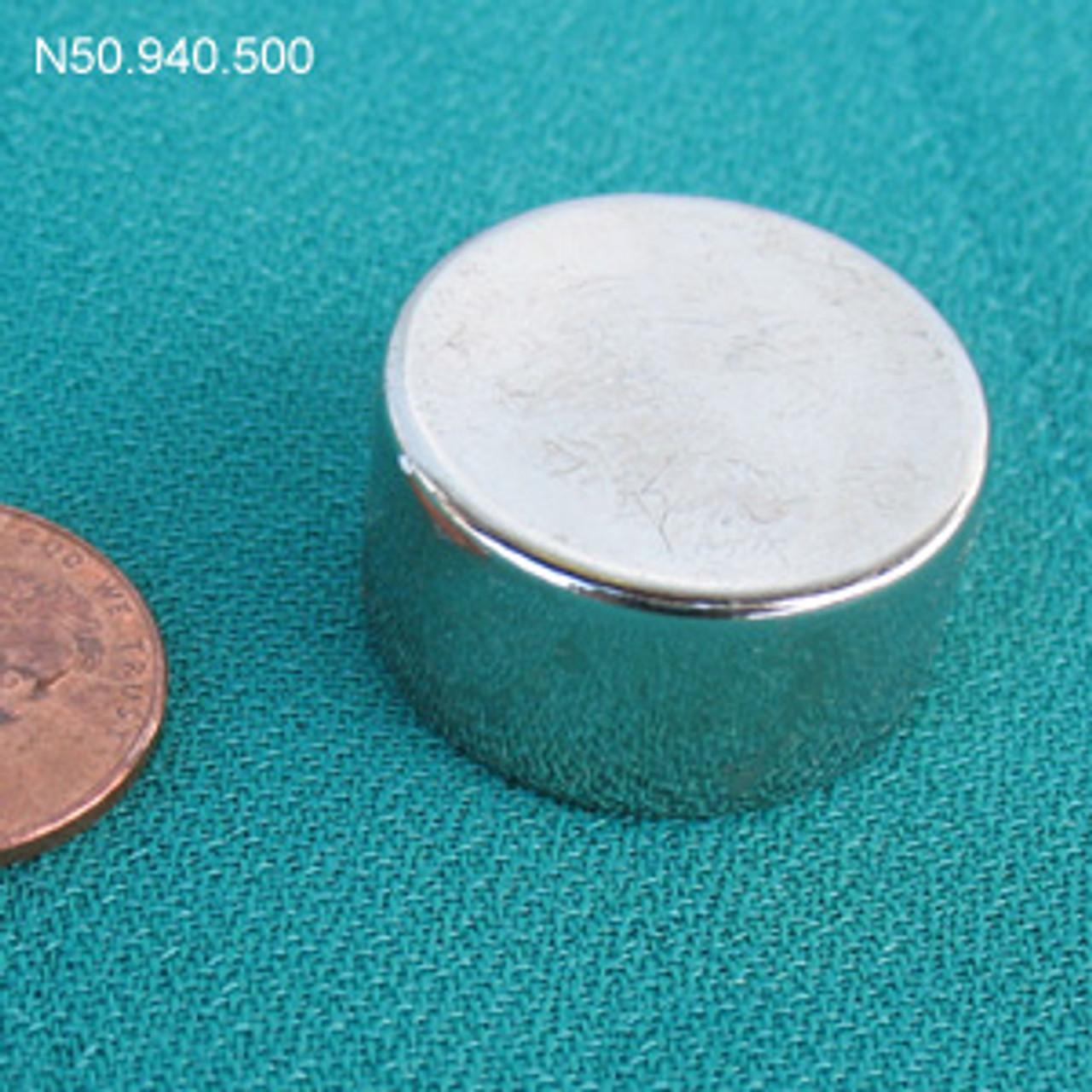 Neodymium Magnet, N35.750.250
