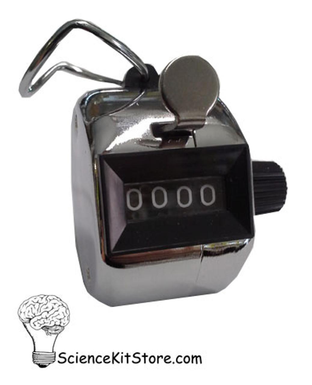 Hand Counter, High Quality, Metallic