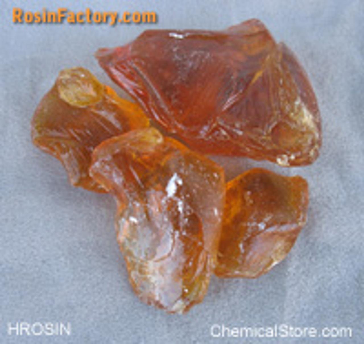 Gum Rosin Lumps, Honduran Grade WG/WW