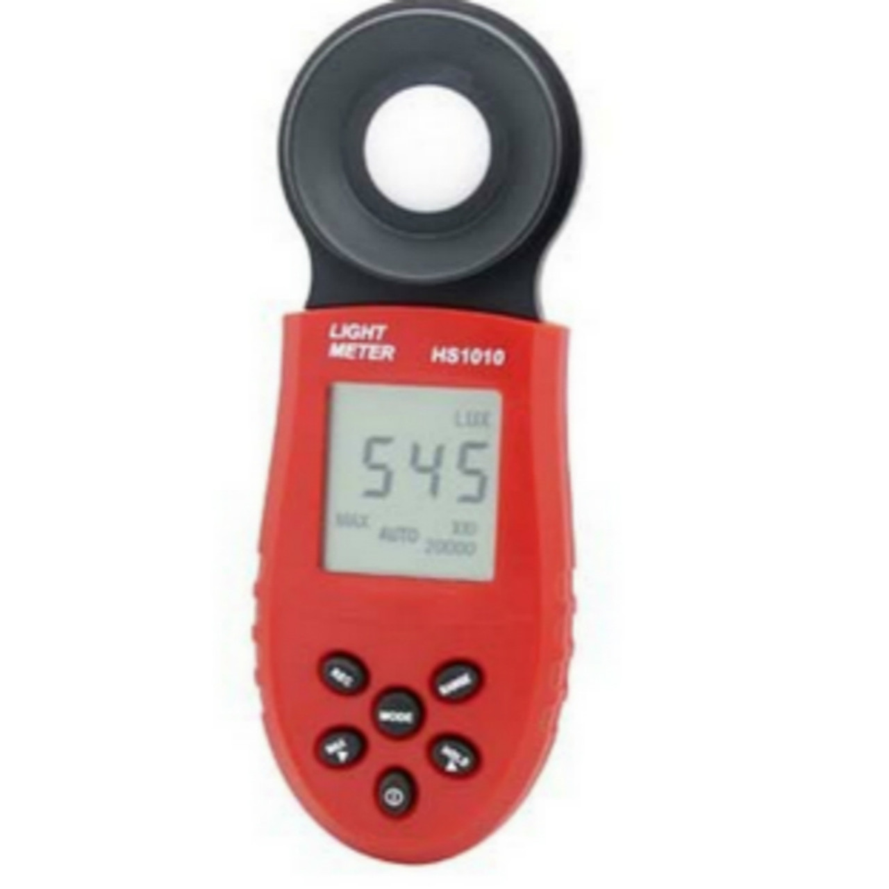 Light Meter, Lux Tester, 200,000 Lux