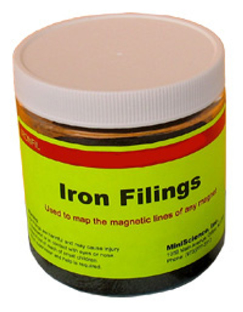 Fine Iron Filings (Bulk)