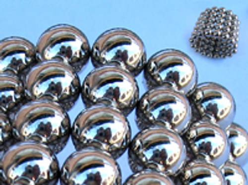 Neodymium Ball Magnet (Pack of 10)