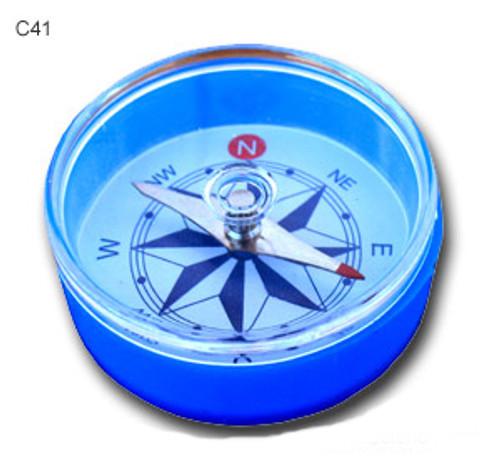 Plastic Magnetic Compass